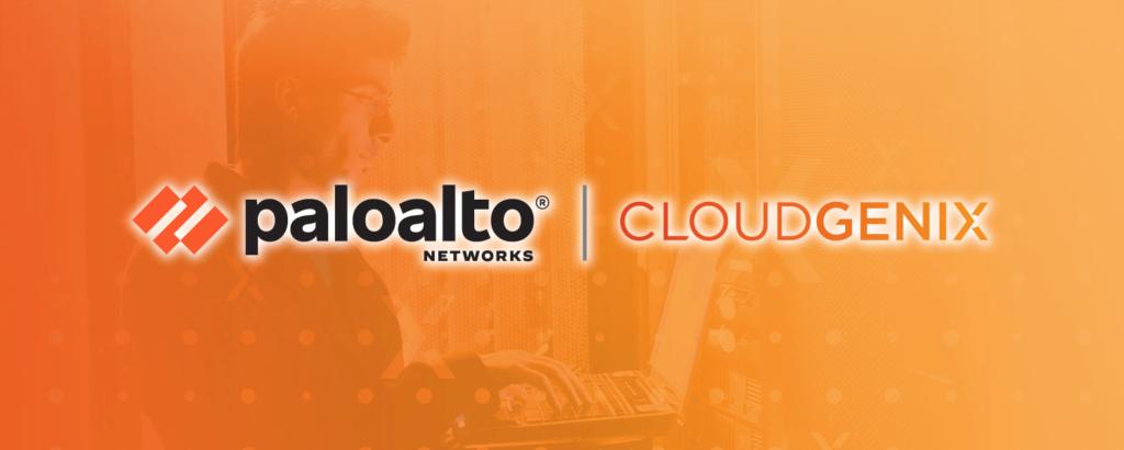 Palo Alto Networks CloudGenix Россия Казахстан Беларусь